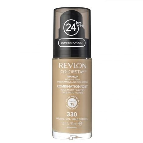 Revlon ColorStay Make Up Pump Combination Oily Skin make-up 30 ml, 110 Ivory