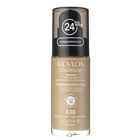 Revlon ColorStay Make Up Pump Combination Oily Skin make-up 60 ml, Dvojbalenie 2x 110 Ivory