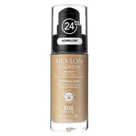 Revlon ColorStay Make Up Pump Normal Dry Skin make-up 60 ml, Dvojbalenie 2x 110 Ivory