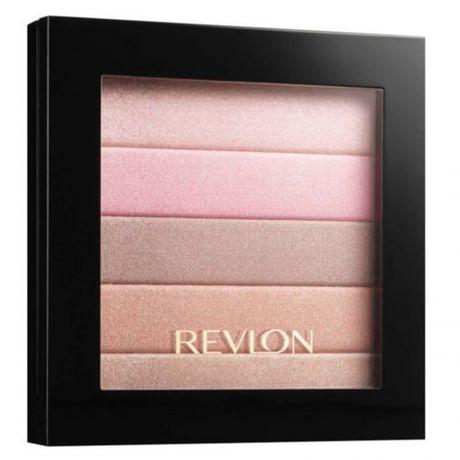 Revlon Highlighting Palette lícenka 7,50 g, 020 Rose Glow