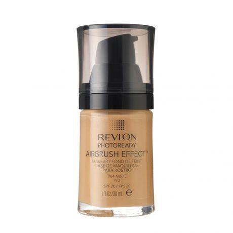 Revlon PhotoReady Airbrush Effect Make up make-up 30,0 ml, 004 Nude