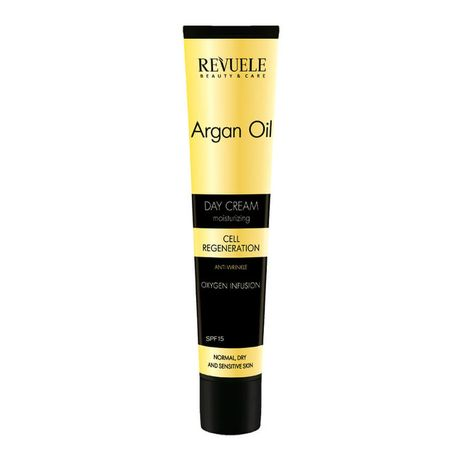 Revuele Argan Oil denný krém 50 ml, Day Cream