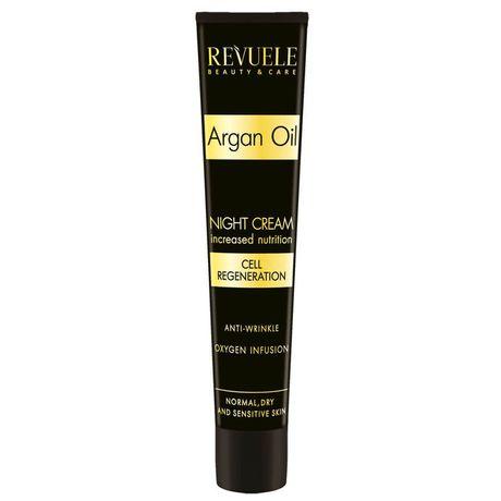 Revuele Argan Oil nočný krém 50 ml, Night Cream