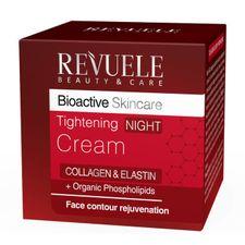 Revuele Collagen & Elastine nočný krém 50 ml, Tightening Night Cream