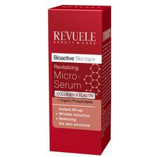 Revuele Collagen & Elastine pleťové sérum 25 ml, Biorevitalizing Micro-Serum
