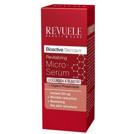 Revuele Collagen & Elastine pleťové sérum 25 ml, Biorevitalizing Micro-Serum