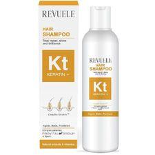 Revuele Keratin+ šampón 200 ml, Hair Shampoo