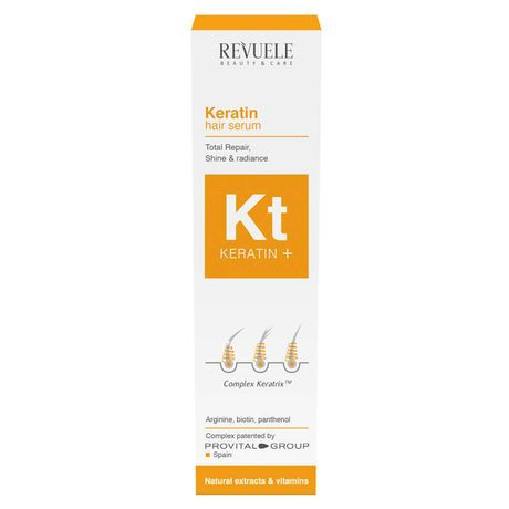 Revuele Keratin+ sérum 200 ml, Hair Serum