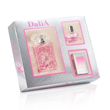 Salvador Dali DaliA kazeta, EdT 50 ml + EdT 15 ml + miniatúra 4,5 ml