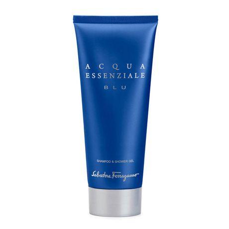 Salvatore Ferragamo Acqua Essenziale Blu sprchový gél 200 ml