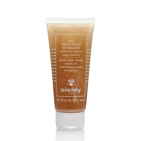 Sisley Gel Nettoyant Gommant gél 100 ml, Buff and Wash Facial Gel