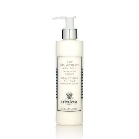 Sisley Lait Demaquillant a la Sauge odličovacie mlieko 250 ml, Cleansing Milk with Sage