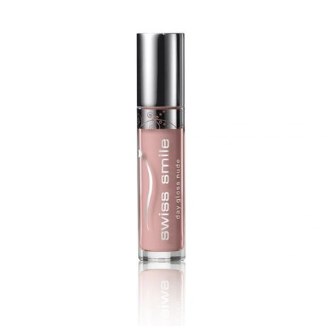 Swiss Smile Lip Gloss lesk 3,5 ml, Day Gloss Nude