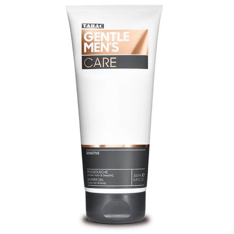 Tabac Gentle Men's Care sprchový gél 200 ml, Shower Gel 3in1