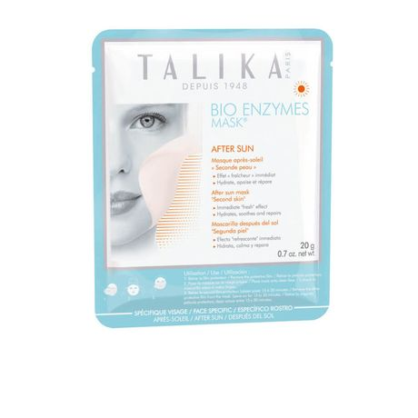 Talika Bio Enzymes Mask maska 20 g, After Sun
