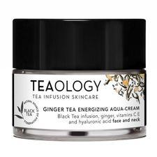 Teaology Black Tea krém na tvár 50 ml, Ginger Tea Energizing Aqua-Cream