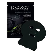 Teaology Black Tea maska 1 ks, Miracle Face and Neck Mask