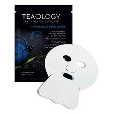 Teaology Blue Tea maska 1 ks, Miracle Face and Neck Mask
