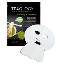 Teaology Matcha Tea maska 1 ks, Matcha Tea Miracle Face and neck mask