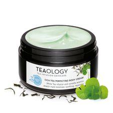 Teaology Matcha Tea telový krém 300 ml, Cica-tea Perfecting Body Cream