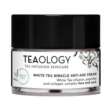 Teaology White Tea krém na tvár 50 ml, Miracle Anti-Age Cream