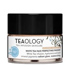 Teaology White Tea krém na tvár 50 ml, White Tea Perfecting Finisher - Sun Kissed