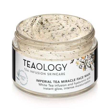 Teaology White Tea maska 50 ml, Imperial Tea Miracle Face Mask
