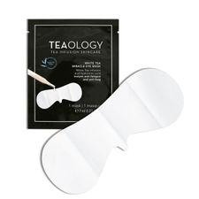 Teaology White Tea očná maska 1 ks, Miracle Eye Mask