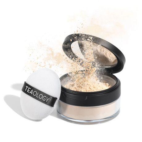 Teaology White Tea sypký púder 17 g, White Tea Perfecting Powder