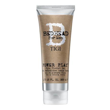 Tigi Bed Head For Men vlasový prípravok 200 ml, Power Play Gel