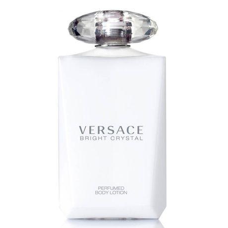 Versace Bright Crystal telové mlieko 200 ml