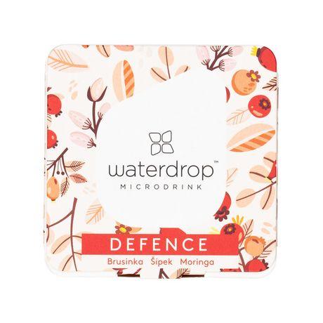 Waterdrop Discovery Kit šumivá kocka 4 ks, Defence