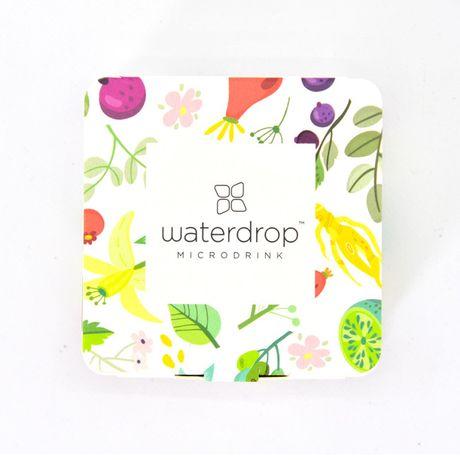 Waterdrop Discovery Kit šumivá kocka 4 ks, Relax, Youth, Focus, Boost