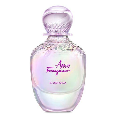 Salvatore Ferragamo Amo Flowerful toaletná voda 100 ml