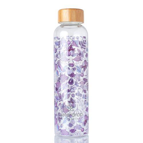 Waterdrop Boost fľaša 1 ks, Sklenená fľaša 550 ml
